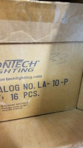 TRACK END FEED SHIPS FREE LOT OF 2 NEW Con-Tech End Feed-Top Access LA-10-P