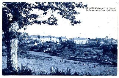 (s-106748) France - 12 - St Amans Des Cots Cpa