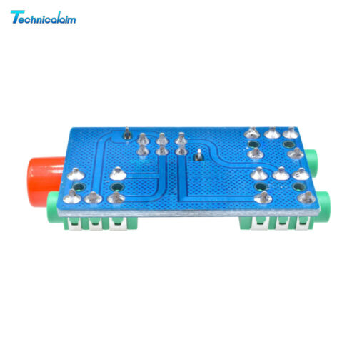 Audio Switching Board 3.5mm Audio Input A//B Group Input Switch Select Output