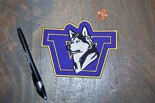 "Washington Huskies 5"" Patch 1995-2000 Primary Logo College"