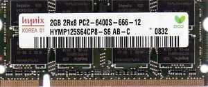 2GB SODIMM Toshiba Satellite A215-S5849 A215-S5850 A215-S5857 Ram Memory