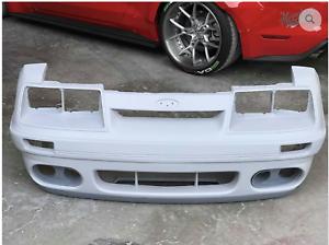 Terminator Cobra Front Bumper