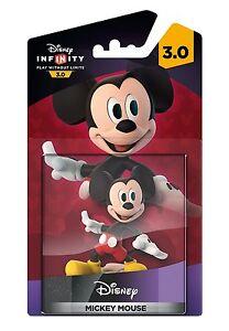 Disney-Infinity-3-0-Mickey-Mouse-Figurine-Neuf-PS4-PS3-Xbox-un-Wii-U