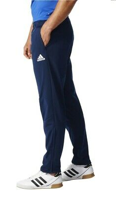 shoes for cheap finest selection watch Men's Adidas Slim Fit Joggers Tracksuit Jogging Bottoms Track Pants - Navy  Blue | eBay