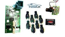 MERCEDES SMART KEY & STEERING LOCK ESL ELV ELECTRONIC LOCK REPAIR SERVICE