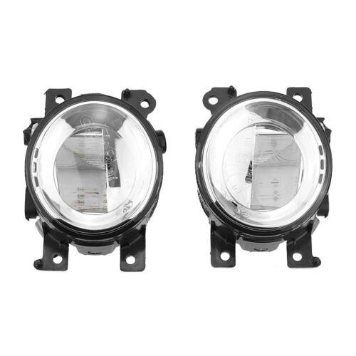 Pair LED Fog Light For Infiniti 2014-18 Q50 2015-2017 QX60 QX80 Q70//Q70L//Q70 L/&R