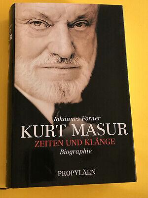 Kurt Masur Conductor Short Biography 5