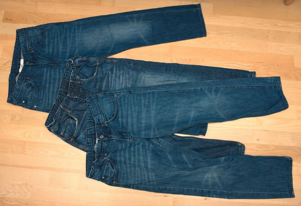 Bukser, cowboybukser, H&M