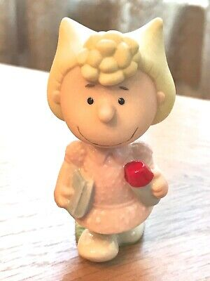Lenox Peanuts Sally Back to School Replacement Piece Figurine NEW