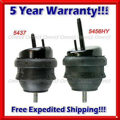 Rear Engine Motor Mount 2006-2008 for Buick Lucerne 3.8L A5437HY 3146HY