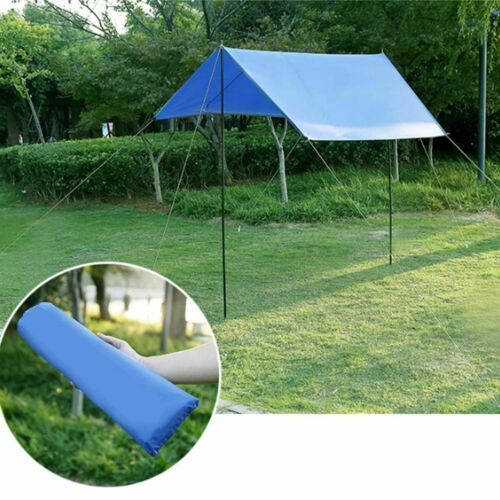 Sun Shelter Tents Outdoor Camping Garden Awning Canopy Sunshade Waterproof Tarps