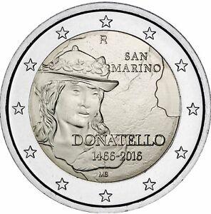 San-Marino-2-Euro-2016-David-von-Donatello-Gedenkmuenze-in-Coin-Card