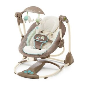 Baby Cradle Bouncer Swing Ingenuity Automatic Chair Seat