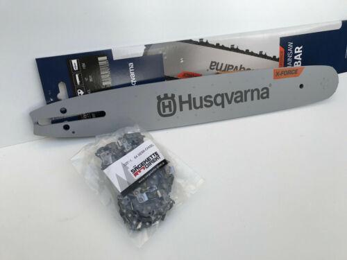 Husqvarna Schiene X Force Sägekette 38 cm 325-1,5-64 342 357 445 455 545 550