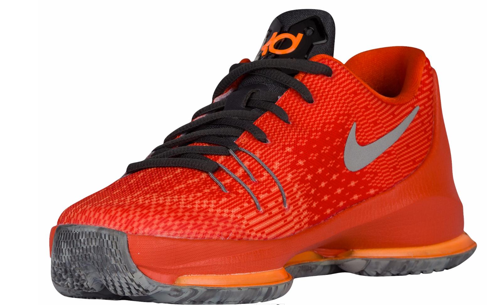 Boys' Grade School Nike KD 8 Basketball Shoes 768867-808 ...