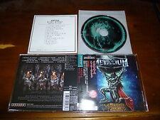 Metalium / Hero Nation JAPAN+1 Gamma Ray Primal Fear A9