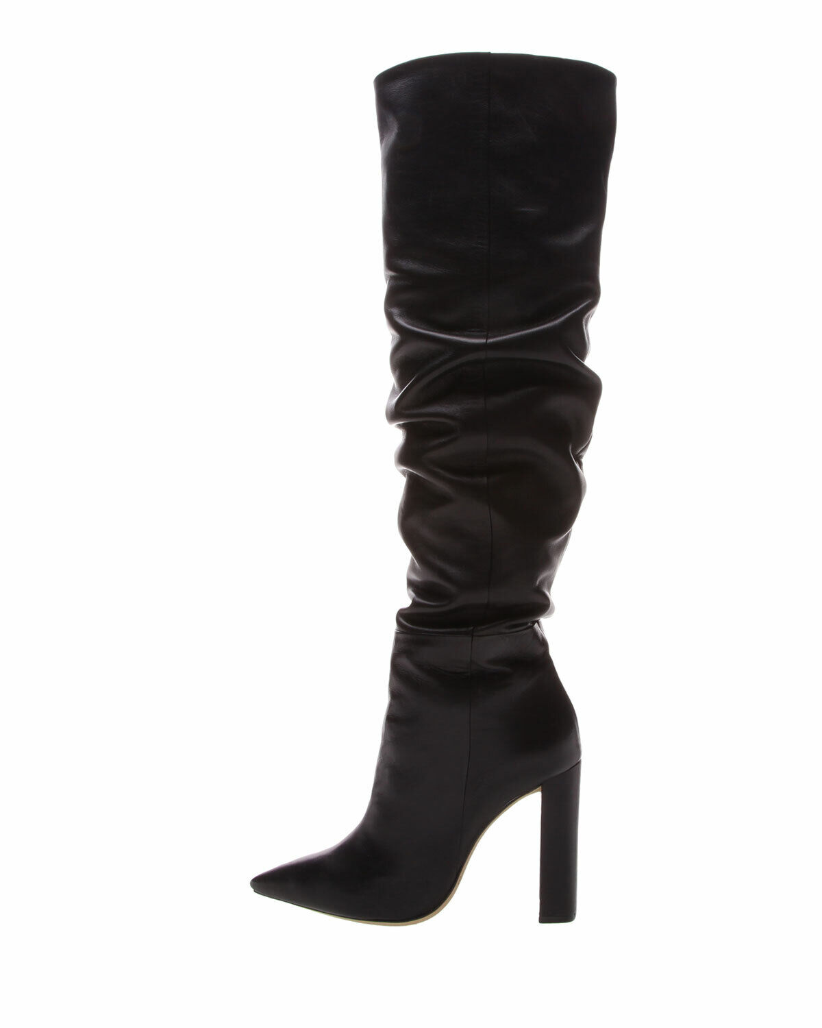 BNIB ALEXANDRE BIRMAN - Anna Slouch Over the knee Leather Boots - 38.5