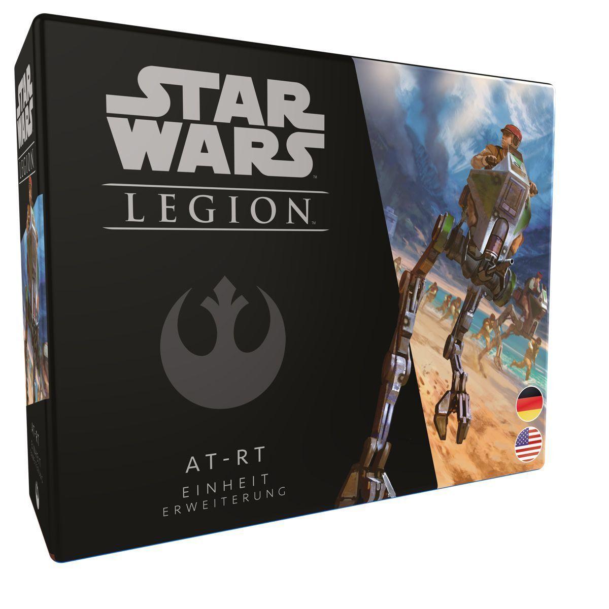 Star Wars Legion AT-RT Extension (German   English) FFG Rebels Legions