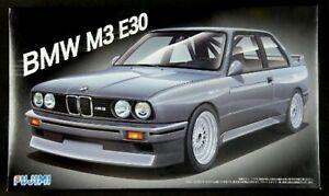 Fujimi-RS-17-1-24-BMW-M3-E30-Plastic-model-kit-w-Tracking-New-from-Japan-New