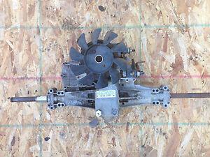 Details about Husqvarna LTH120 Hydro Gear Transaxle AYP Craftsman Poulan  319-0500 140607