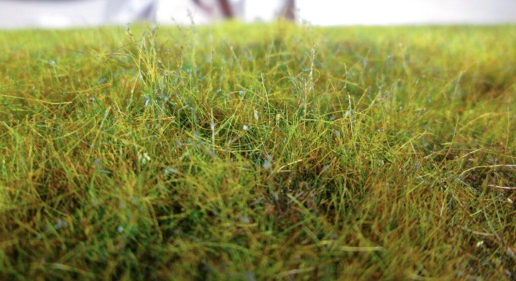 WWS Été 2mm Fondements Statique Herbe Chemin de fer paysage paysage paysage jeux guerre WWSG2.3 2075ed
