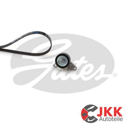 Keilrippenriemen Spannrolle Gates CITROËN C2 1.1 1.6 C3 I 1.1i 1.4i 16V II 1.4 C