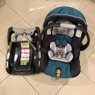 Eucalyptus Safety Comes with Base 3DAYSHIP Chicco KeyFit 30 Infant Car Seat