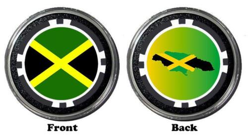 poker holdem cover Jamaican Flag Card Guard//Protector Chip Jamaïque