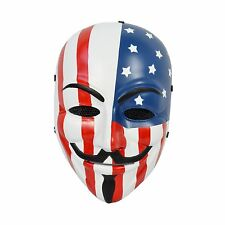 NEW COOL Airsoft CS Paintball Wire Mesh Protection V for Vendetta Mask PROP M52E