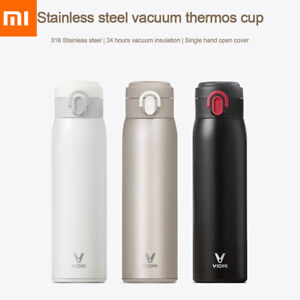 Xiaomi-VIOMI-300-460ml-Stainless-Steel-Vacuum-Flask-Insulated-Cup-Thermo-Bottle