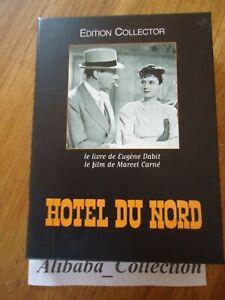 Lote-Estuche-DVD-Coleccionista-Hotel-Del-Norte-Libro-Carne-Arletty-Jouvet