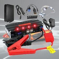 68800mAh 12V Car Jump Starter Power Bank Rechargable Battery 4USB Multi-Function