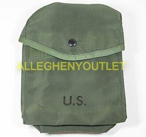 USGI ARMY OD GREEN 200 ROUND ALICE SAW AMMO UTILITY POUCH MILITARY SURPLUS NEW