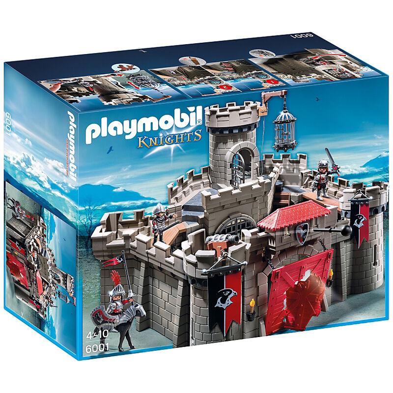 Playmobil Knights Hawk Knights' Castle 6001 NEW