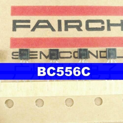 50pcs DIP Transistor BC556C BC556 TO-92 FSC