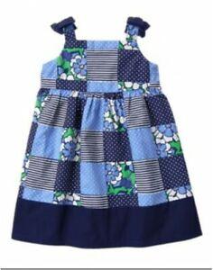 NWT Gymboree Charm Class Colorblock Ponte Dress Size 6 8