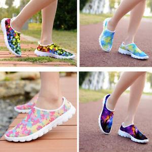 Women-Sneakers-Skull-Running-Sports-Shoes-Breath-Shock-Absorbing-Shoes-Halloween