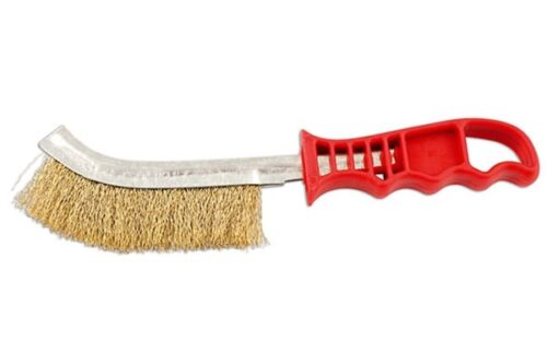 Fil De Laiton Scratch Brush-Pack de 4 32124 Abracs