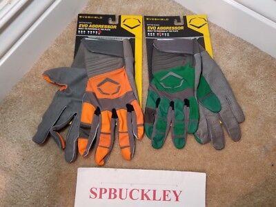 EvoShield Aggressor Batting Gloves