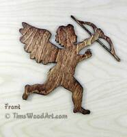 Cupid, God Of Desire, Attraction And Affection Wood Wall Art , Item A-c1