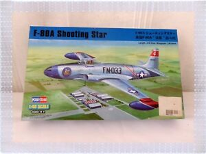 Maquette-Avion-F-80A-Shooting-Star-81723-1-48-Hobby-Boss-Neuf