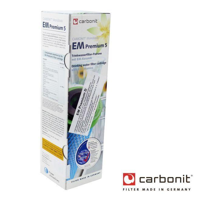 CARBONIT Em Premium d Eau Filtre 0,7 μm Filtres de rechange