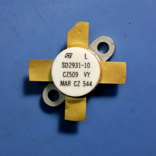 1PCS RF//VHF//UHF Transistor ST M174 SD2931-10 SD2931-10W