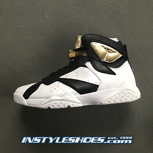 sale retailer 982c2 a7746 Image is loading Nike-Air-Jordan-7-VII-Retro-Sz-10-