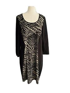 TS-By-Taking-Shape-Women-039-s-Asymmetrical-Midi-Dress-By-XXS