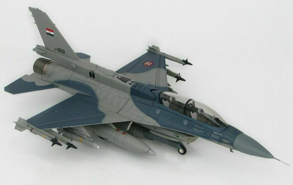 HOBBY Master HA3864 172 F16D Falcon Block 52 Falcon 1601 IRAQI AIR FORCE 2014