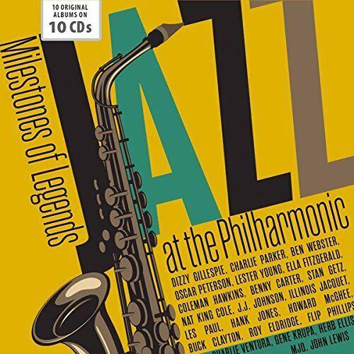 Jazz at the Philharmonic [CD]