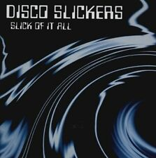 Disco Slickers - Slick of it all Doppel LP  Neuware
