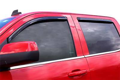 AVS 94173 Ventvisor Window Deflector 4Pc 2016-2018 Honda Civic Coupe