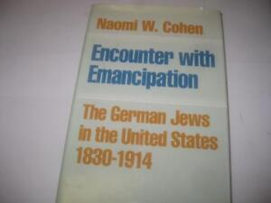 Encounter-With-Emancipation-The-German-Jews-in-the-United-States-1830-1914